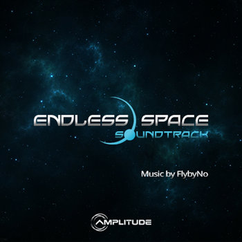 Endless Space Soundtrack cover art