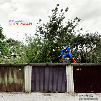 Superman cover art