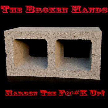 Harden the F@#K Up cover art