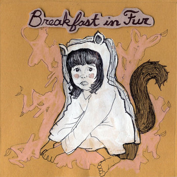 Breakfast In Fur EP 10&quot; cover art