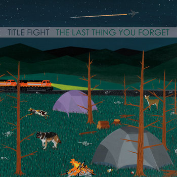 The Last Thing You Forget cover art