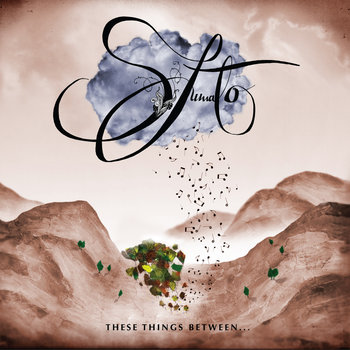 These things between... - Album cover art