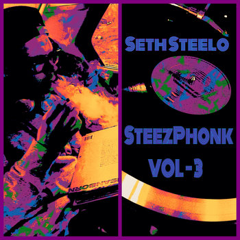 SteezPhonk - Vol 3 cover art
