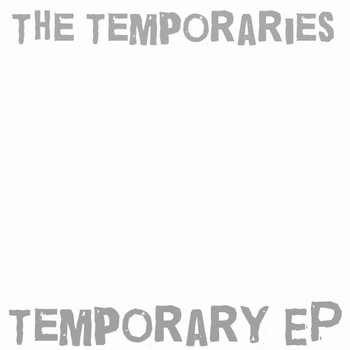 Temporary EP cover art