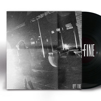 "Fine Digital 12"" Single cover art"
