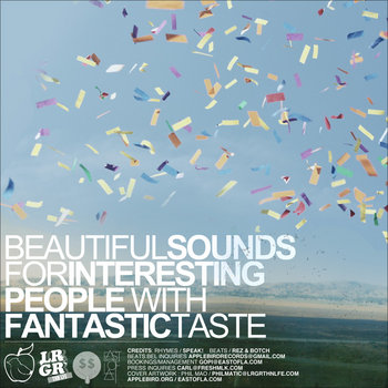 Beautiful Sounds for Interesting People with Fantastic Taste cover art