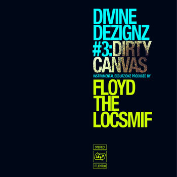 Divine Dezignz #3: Dirty Canvas cover art