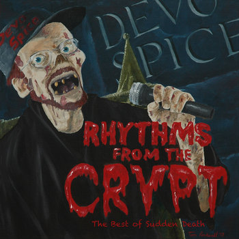 Rhythms from the Crypt - The Best of Sudden Death cover art