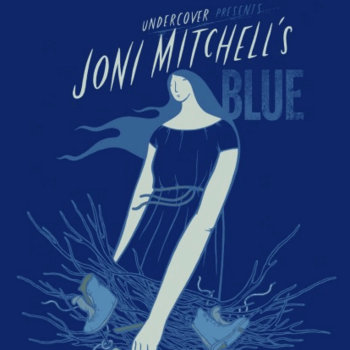 Blue (a tribute to Joni Mitchell) cover art