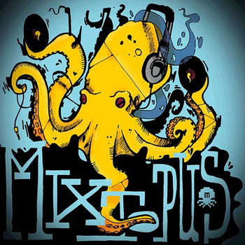 MIXTOPUS vol 1 - Future Classics cover art