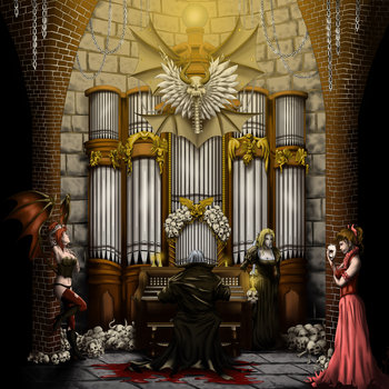 Castlevania: The Nocturnal Cantata cover art