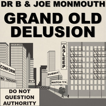 G.O.D Part 3 - Grand Old Delusion cover art