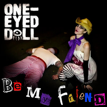 Be My Friend cover art