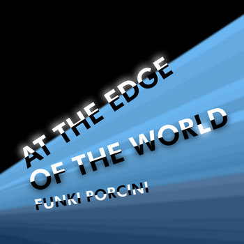 AT THE EDGE OF THE WORLD cover art