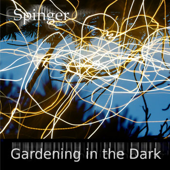 Gardening In The Dark cover art