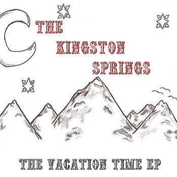 The Vacation Time EP cover art