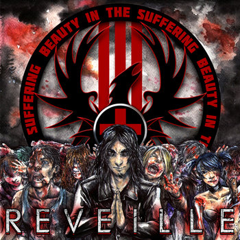"""REVEILLE"" (The Zombie Charge) cover art"