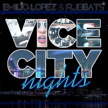 Vice City Nights cover art