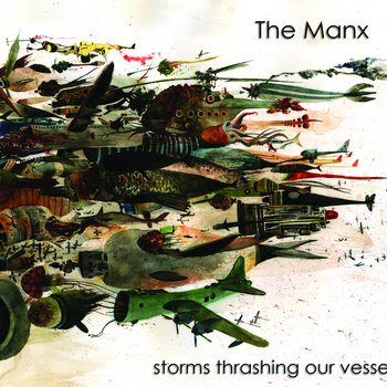 Storms Thrashing Our Vessel cover art