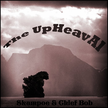 The UpHeavAL cover art