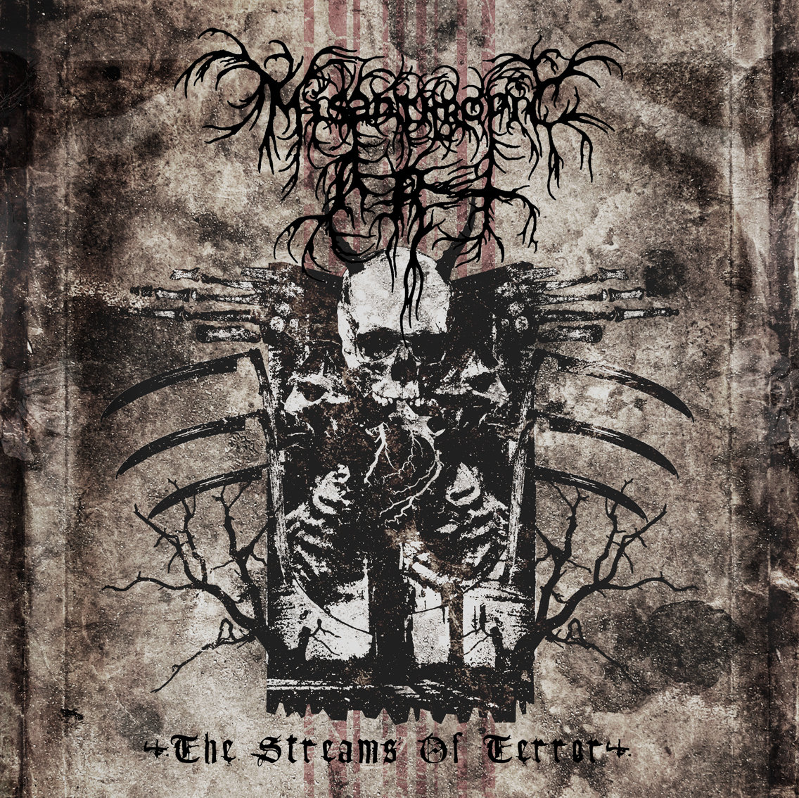 Misanthropic Art - The Streams Of Terror (2014)