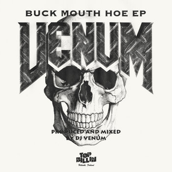 Buck Mouth Hoe EP cover art