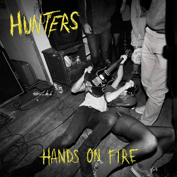 Hands On Fire cover art