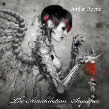 Jordan Reyne-The Annihilation Sequence-Ltd Edition-CD-2013-SnS Download