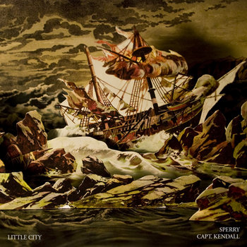 Sperry/Capt. Kendall cover art