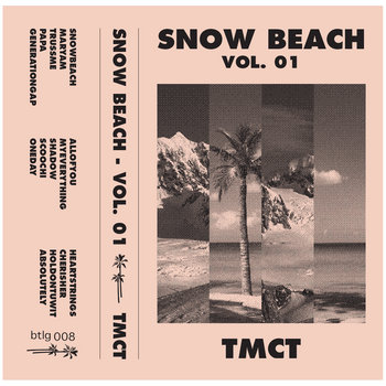 SNOW BEACH VOL. 01 cover art