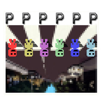 PPPPPP - The VVVVVV soundtrack cover art