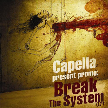 Break The System (LP) cover art