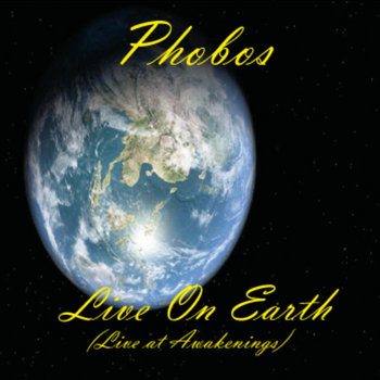 Live On Earth (Live at Awakenings) cover art