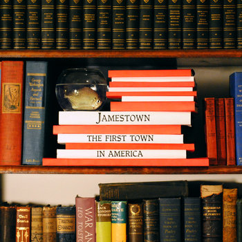 Jamestown, The First Town In America cover art
