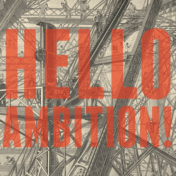 Hello Ambition! cover art