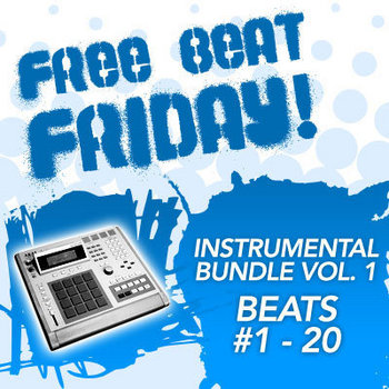 Free Beat Friday #1 - 20 Beat Bundle cover art