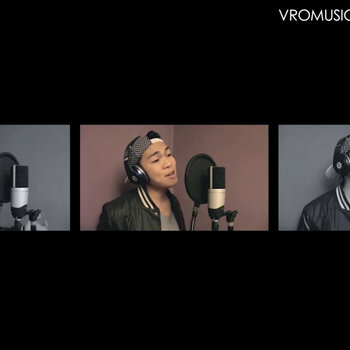 Mirrors Cover - Justin Timberlake Series No. 3 - VJ Rosales cover art