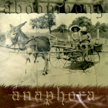 anaphora cover art
