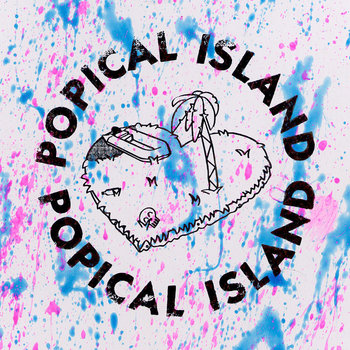 Popical Island #1 cover art