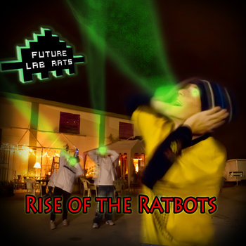 Rise of the Ratbots cover art