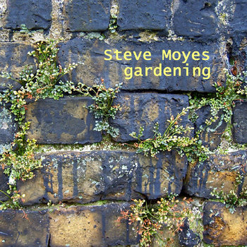Gardening cover art