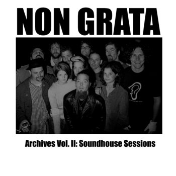 Archives Vol. II: Soundhouse Sessions cover art