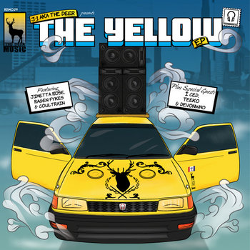 The Yellow (EP) cover art