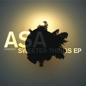 Sweeter Things EP cover art
