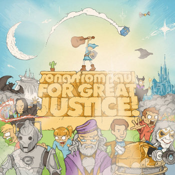 For Great Justice! cover art