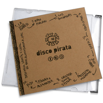 disco pirata cover art