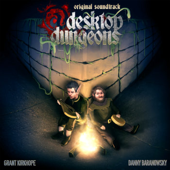 Desktop Dungeons Original Soundtrack cover art