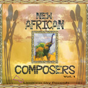 New African Composers cover art
