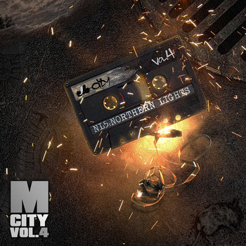 M-City Vol. 4 cover art