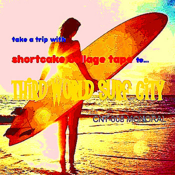 Third World Surf City EP cover art